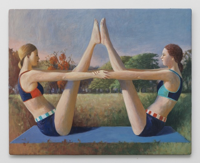 , 'Equilibrium,' 2013, BolteLang
