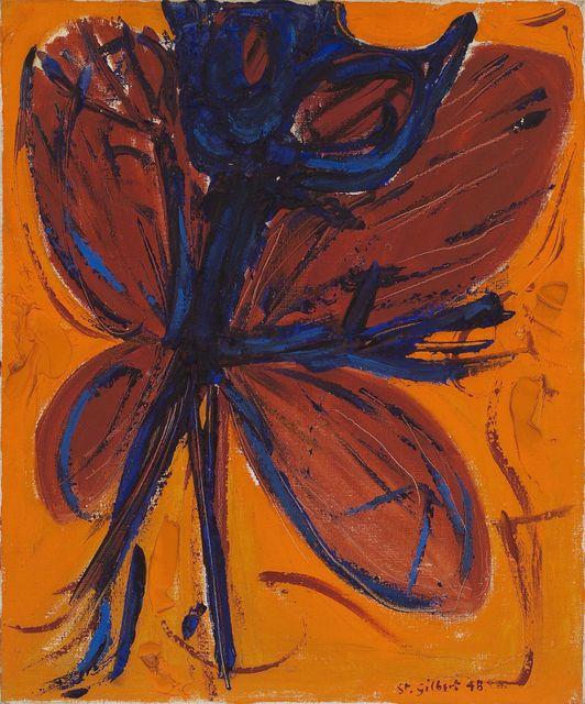 Stephen Gilbert, 'Untitled', 1948, Painting, Oil on canvas, Galerie Moderne Silkeborg