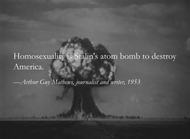 Yevgeniy Fiks, 'Stalin's Atom Bomb a.k.a. Homosexuality, No. 5', 2012, Zimmerli Art Museum at Rutgers