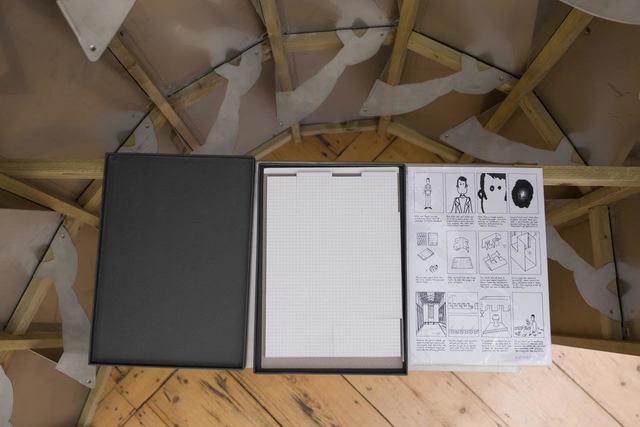 , 'Portable Continuous Monument,' 2006-2010, mariondecannière