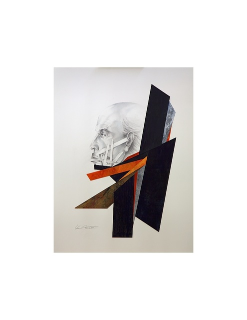 Uwe Arendt, 'Silenced', 2015, Fine Art Maya