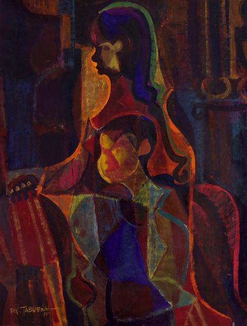 , 'Mother and Child,' 1955, Galería Nudo