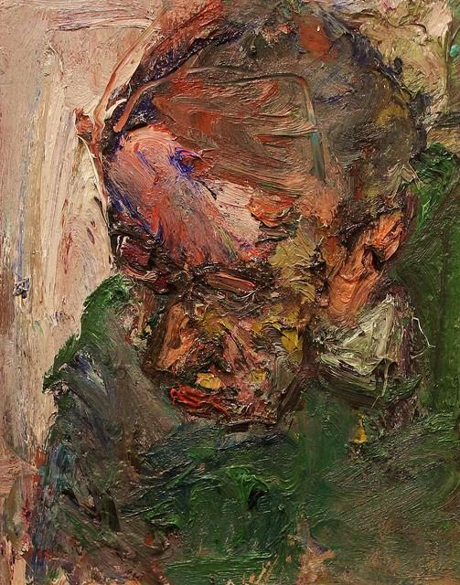 , 'Ken ii,' 2017, Castlegate House Gallery