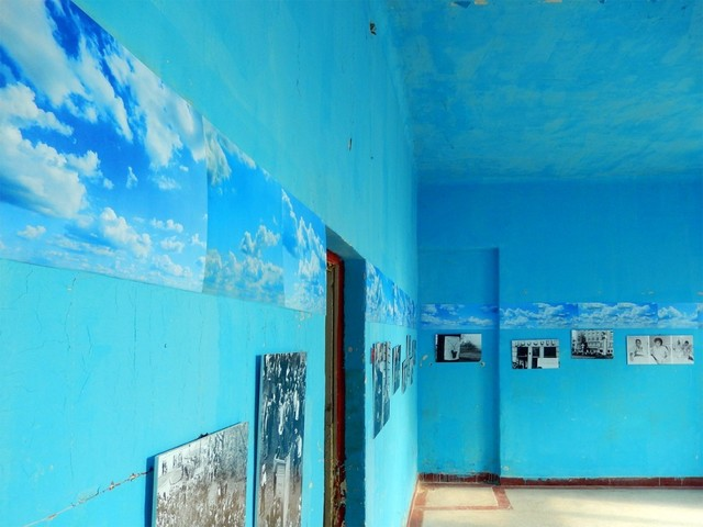 , 'And the Sky Will Always Be Blue,' 2015, Art Encounters Foundation