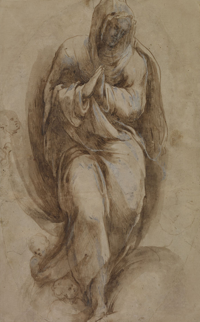, 'Assumption of the Virgin,' 1555-1561, British Museum