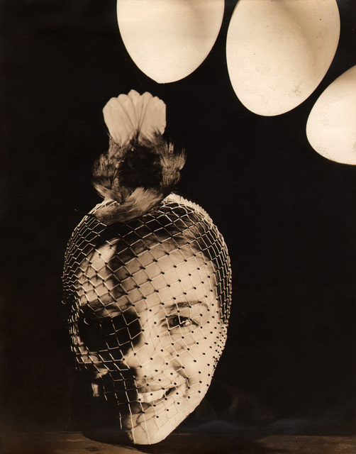 , 'Ruth Ford with Hummingbird,' ca. 1939, Keith de Lellis Gallery