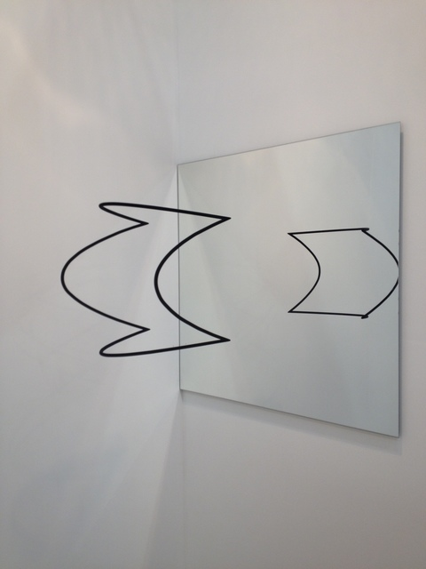 , 'Squaring the Circle (Small) ,' 2013, Galerie Huit