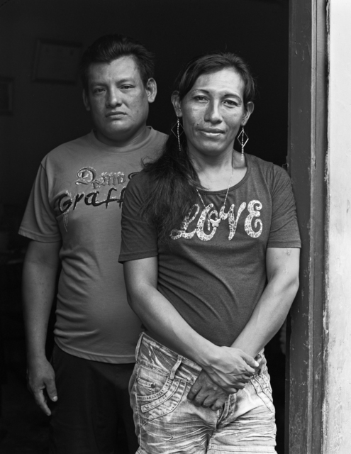 , 'Debora and her partner Bernardo,' , Soho Photo Gallery