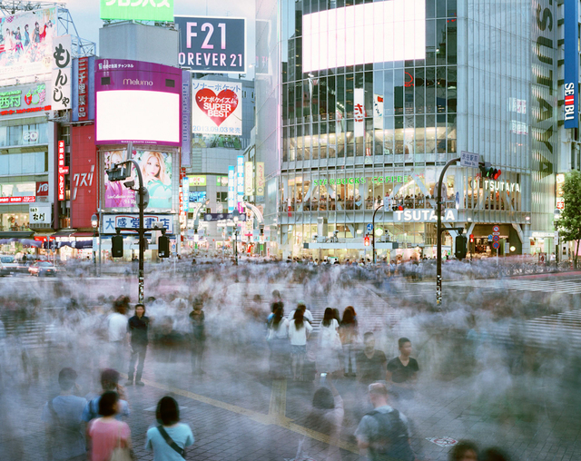 , 'Shibuya Crossing, Shibuya-ku, Tokyo, Japan,' 2013, Anastasia Photo