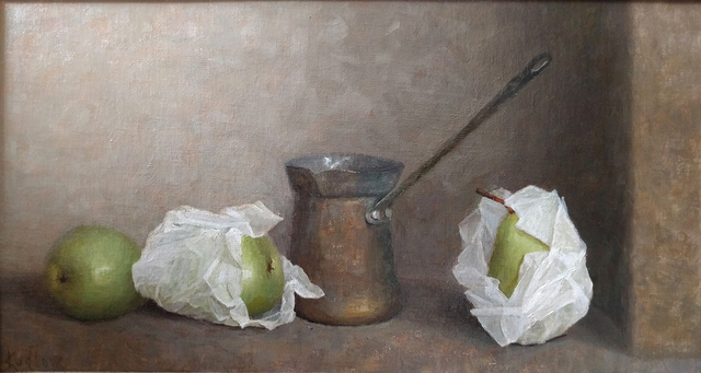 , 'Pears and Paper,' , Somerville Manning Gallery