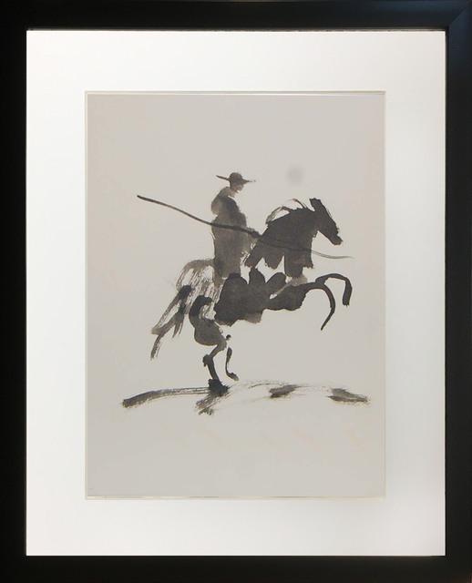 Pablo Picasso, 'Untitled V', 1949, Baterbys