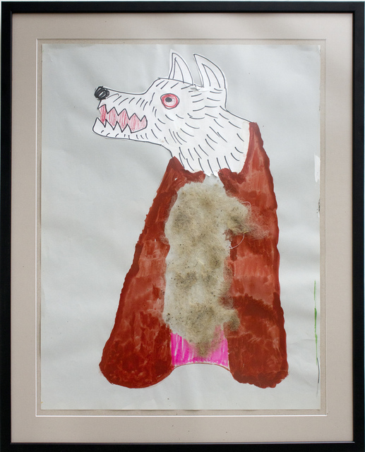 , 'Sheep in The Fur of Wolf,' 2018, Meno parkas
