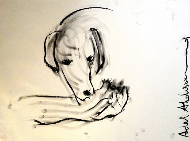 , 'Personne,' 2014, Dvir Gallery