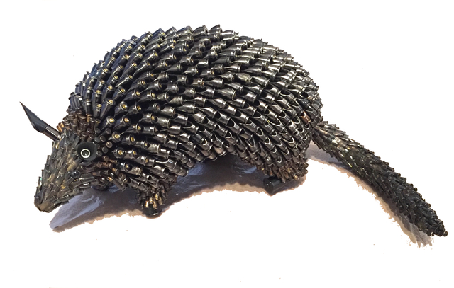 , 'Armadillo,' 2018, Adelson Galleries