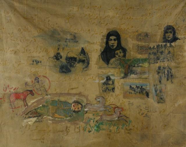 , 'Red Horse,' 2007, Galerie Brigitte Schenk