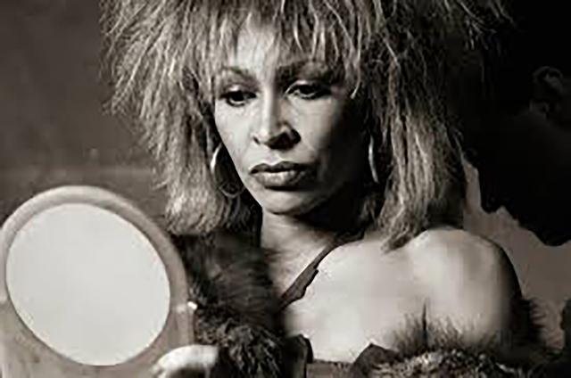 Norman Seeff, 'Tina Turner (Tina in Mirror)', Fahey/Klein Gallery