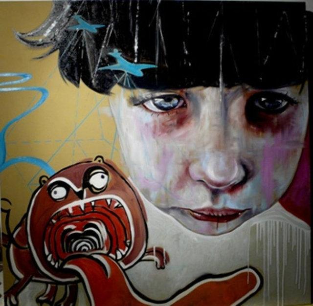 , 'BLAAA,' 2010, Magreen Gallery