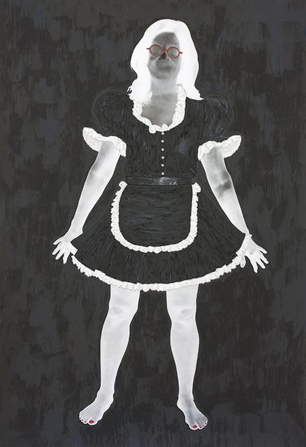 , 'Paperdoll 81,' 2009, Nohra Haime Gallery