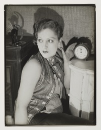 "Vanda Wangen, Star of the Film ""Minuit"" By Edmond Greenville"