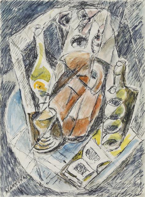 Marie Vorobieff Marevna, 'Cubist still life', c.1950s, Roseberys