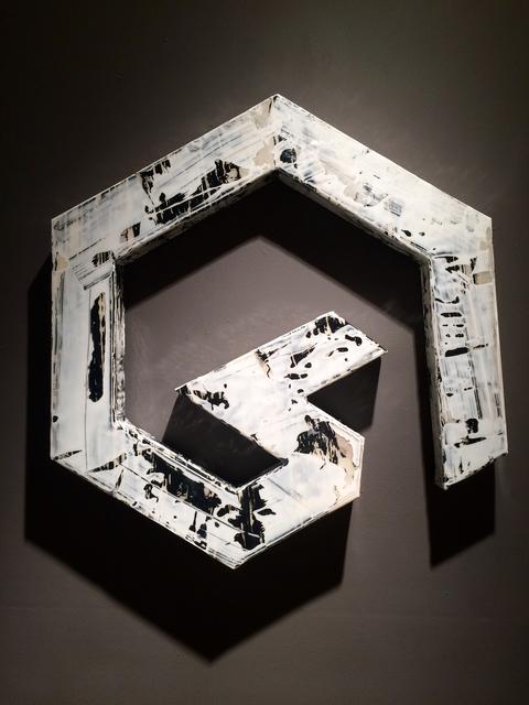 , 'Wall Vessel 8 (White Lightening),' 2016, Galerie Olivier Waltman | Waltman Ortega Fine Art