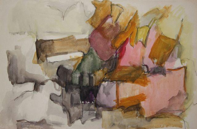 , 'Convergence,' 1950-1951, Hollis Taggart Galleries