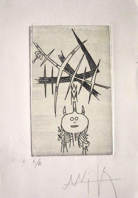 Wifredo Lam, 'Sans Titre 7002', 1970, Denis Bloch Fine Art