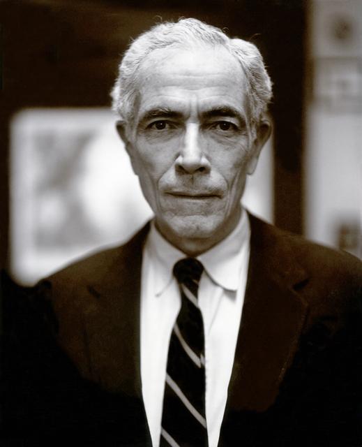 , 'Senator Claiborne Pell, Democrat, Rhode Island, 1987,' 1987, Deborah Bell Photographs