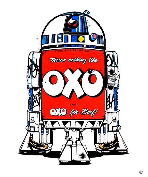 JJ Adams, 'R2-D2 Oxo', 2015, Reem Gallery