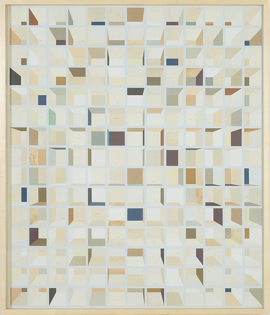, 'Pi.3,' 2015, Silvia Cintra + Box 4