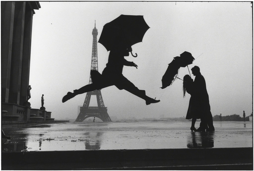Elliott Erwitt, 'Paris, France, 1989 (Platinum Edition),' 1989, Beetles + Huxley