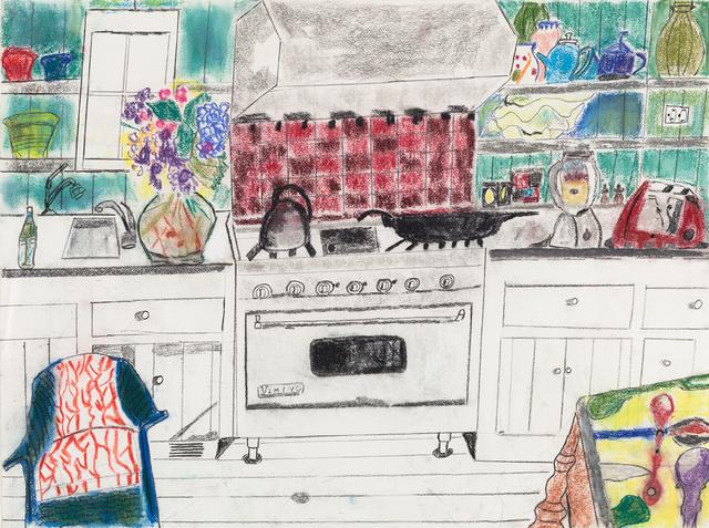 , 'Kitchen I,' 2014, Jason McCoy Gallery