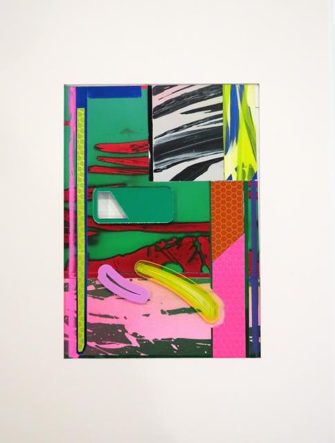 , 'Police Papers 14,' 2018, Annka Kultys Gallery