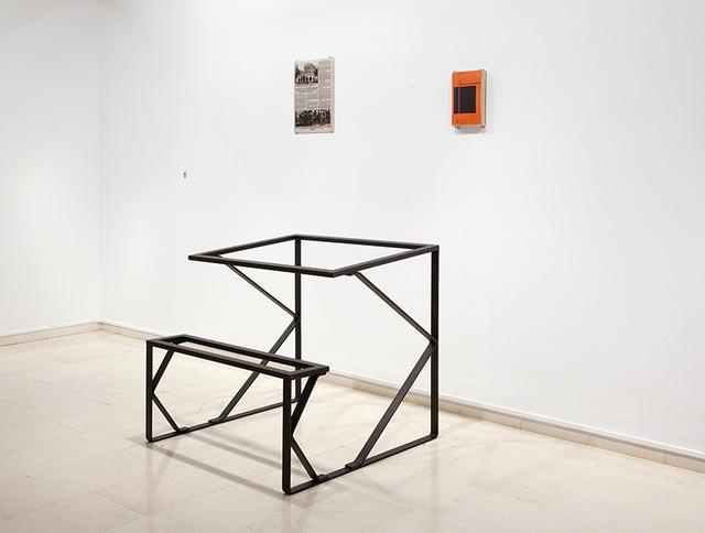 , 'Arco voltaico,' 2016, Rosa.Santos