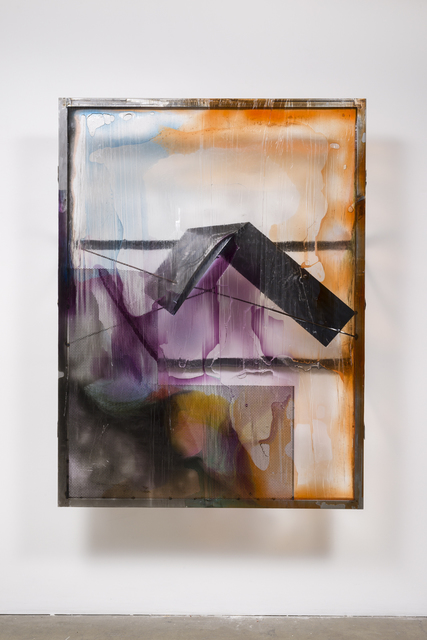 , 'Chutes d'Atelier,' 2015, Ghebaly Gallery