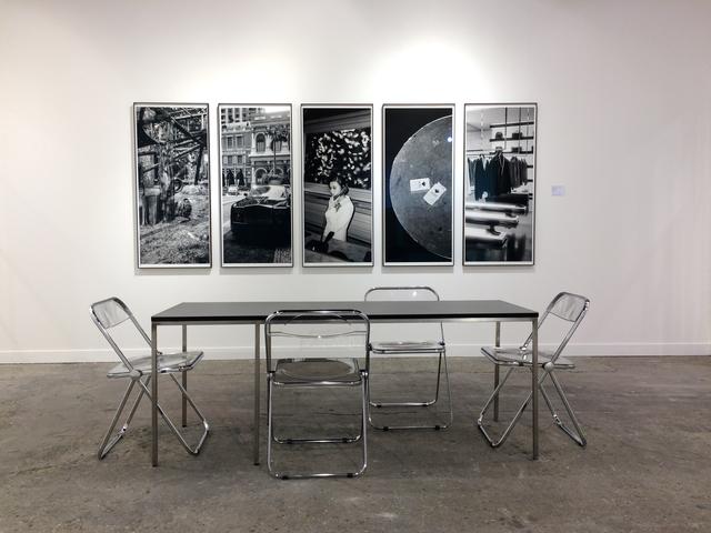 Tatiana Macedo, 'Black Suit Rank', 2018, Photography, Pigment Ink on Fine Art Paper from B&W 35mm Film, Carlos Carvalho- Arte Contemporanea