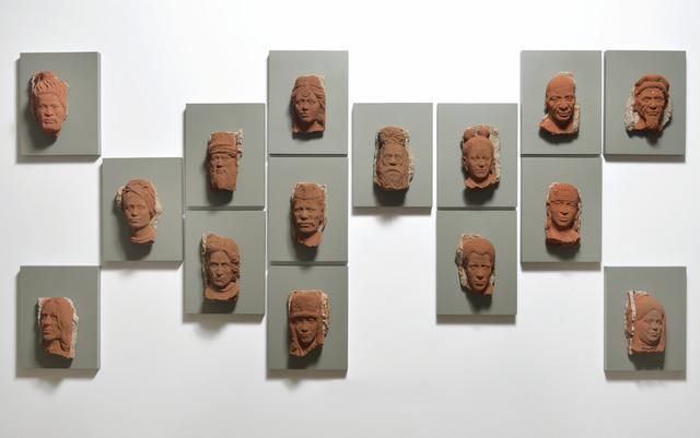 , 'Laaga Chunari Mein Daag (The Stained Robe),' 2018, rosenfeld porcini