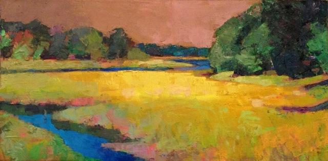 , 'Fauve Marsh,' 2010-2017, Eisenhauer Gallery