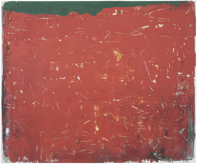 , 'Composition Red 14-17,' 2014, CYNTHIA-REEVES