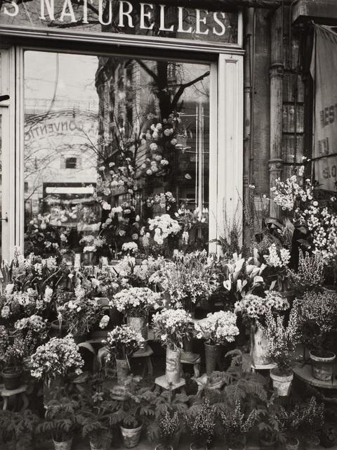 , 'Boutique Fleurs (Flower Shop),' 1925, Carnegie Museum of Art
