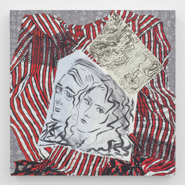 , 'Anthony and I, Susanna's letter,' 2015, Mary Mary
