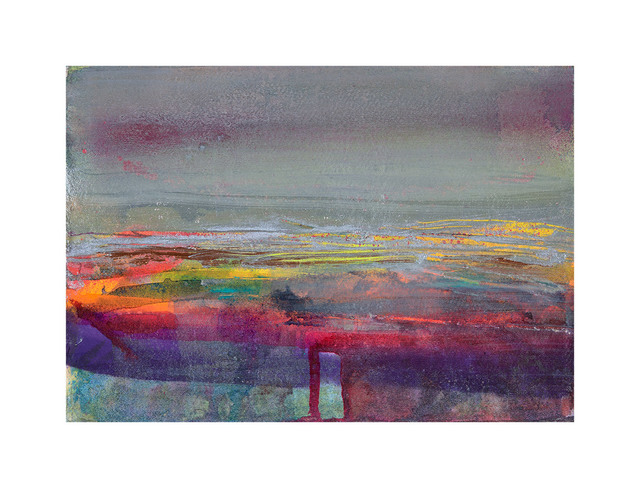 , 'Winter Evening Scape,' 2018, &Gallery