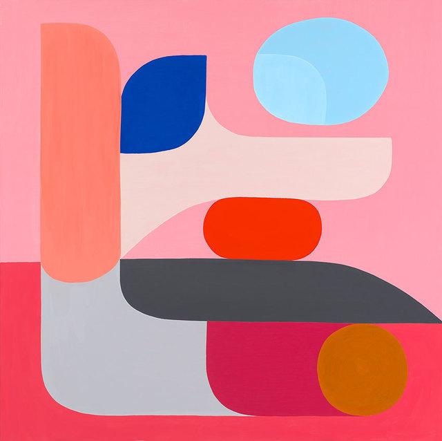 , 'Flamingo AP/50,' 2016, OLSEN GALLERY
