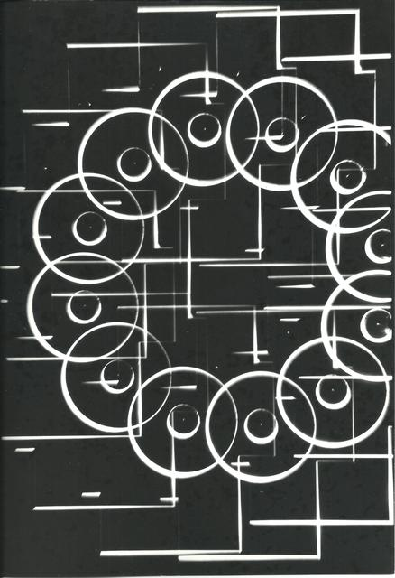 , 'Série Univers Tramé (Varetra Diversicateur Optique) Nr.3 ,' 1974, Maddox Arts