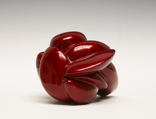 , 'Ruby Red Ripple,' 2015, David Richard Gallery