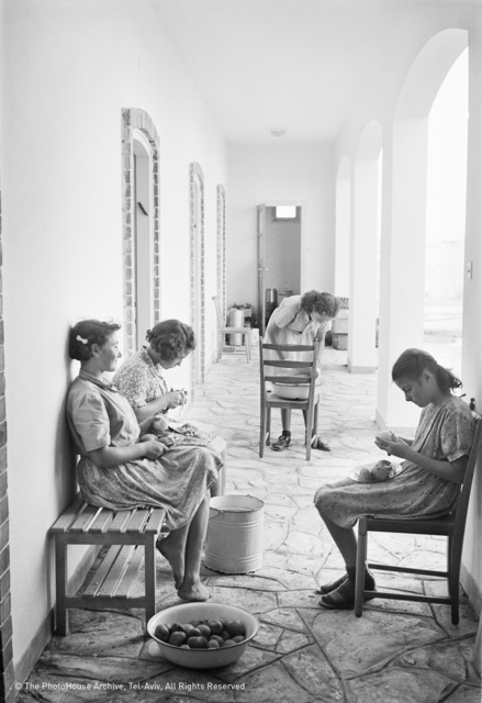 , 'A Room in Kfar Batya for Child Survivors of the Holocaust,' 1947, °CLAIR Galerie