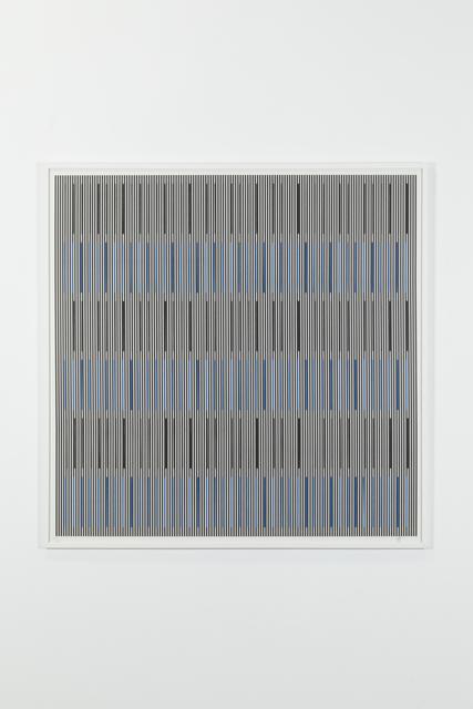 , 'Vibration, 105/125,' 1982, Galerie Denise René