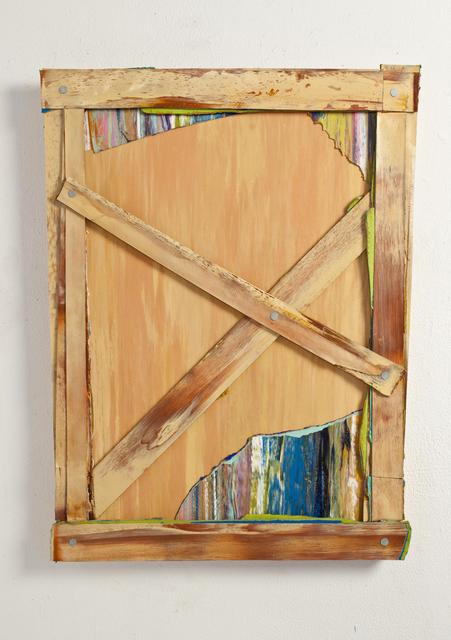 , 'Boarded,' 2017, Jack Shainman Gallery