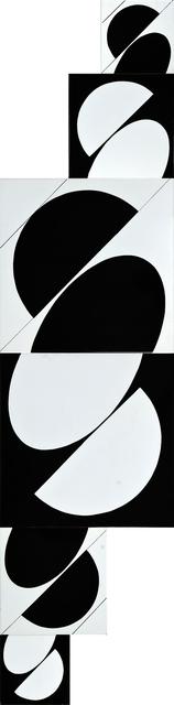 , 'Arcs,' 1972, SAGE Paris