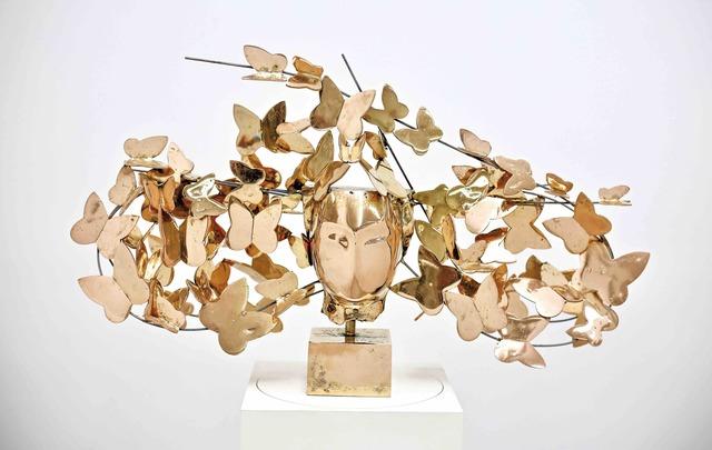 , 'Mariposas Doradas ,' 2017, Opera Gallery